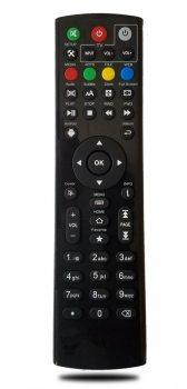 Replacement Remote for Streamsmart, Thorstream, digixstream and many more brands.